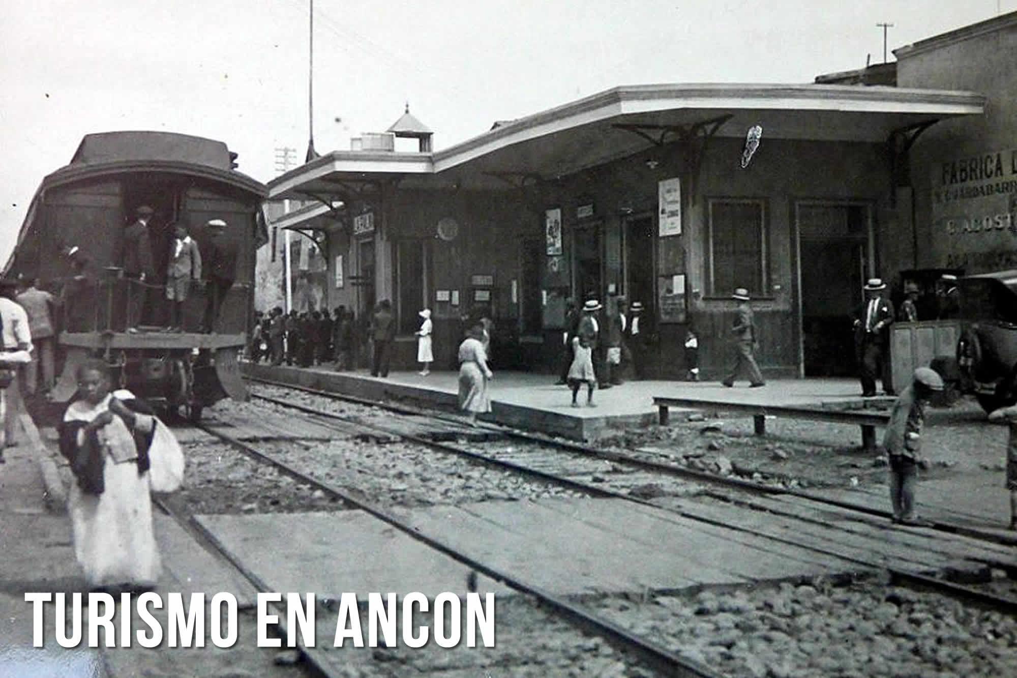 TURISMO EN ANCON | FERROCARRIL LIMA ANCON
