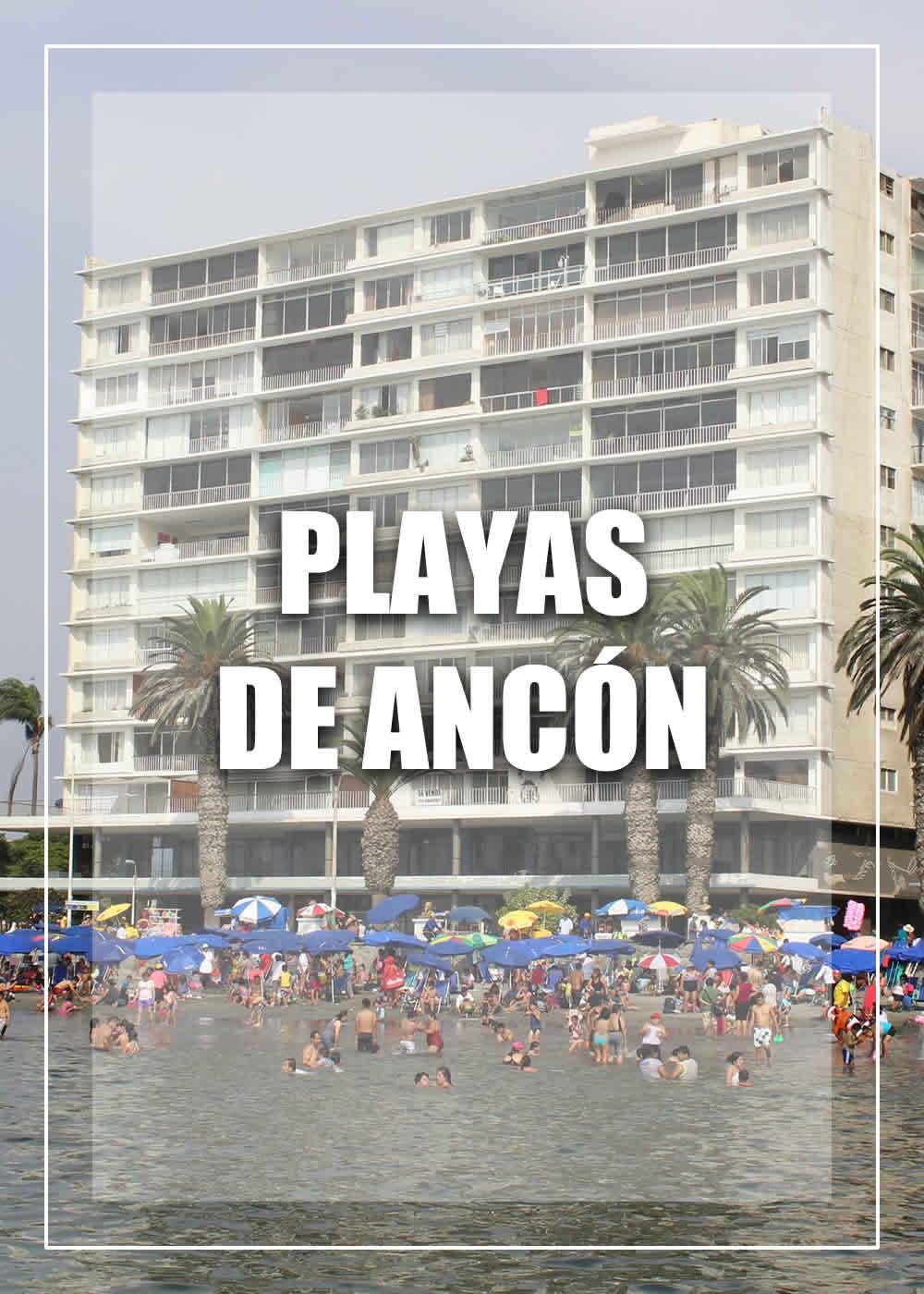 TURISMO EN ANCON | PLAYAS DE ANCON