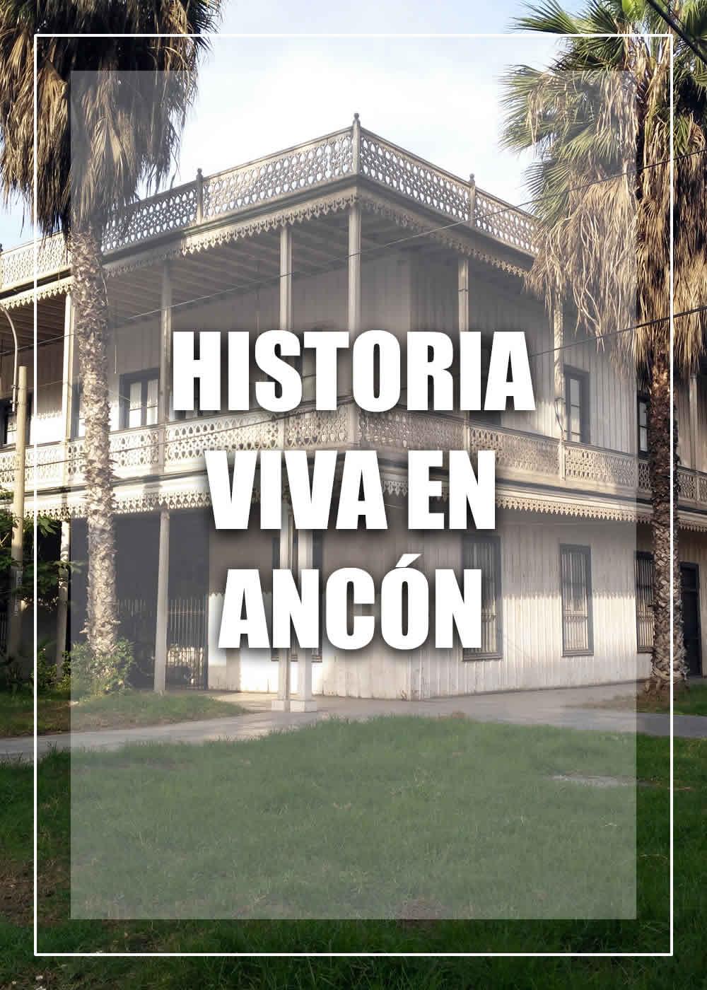 TURISMO EN ANCON | HISTORIA DEL PERU