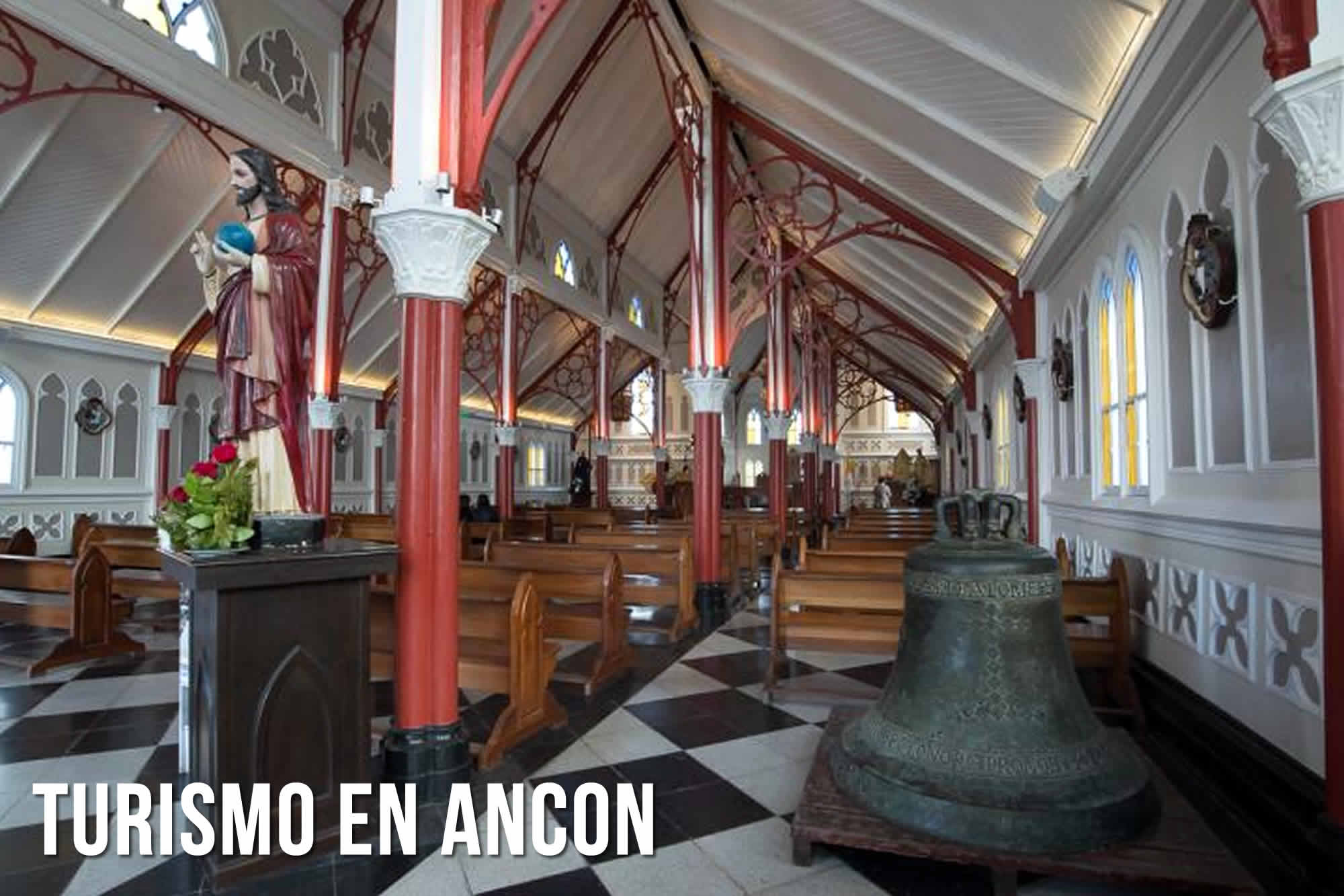 TURISMO EN ANCON | IGLESIA DE SAN MARCOS