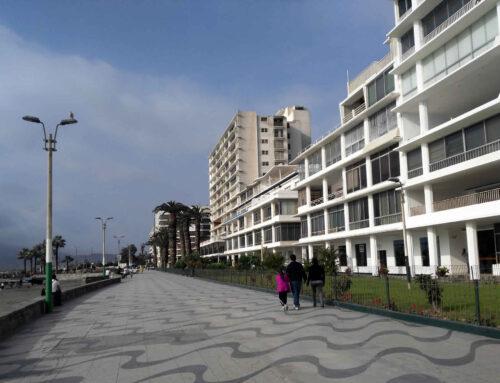 Edificio el Parque del Balneario de Ancon